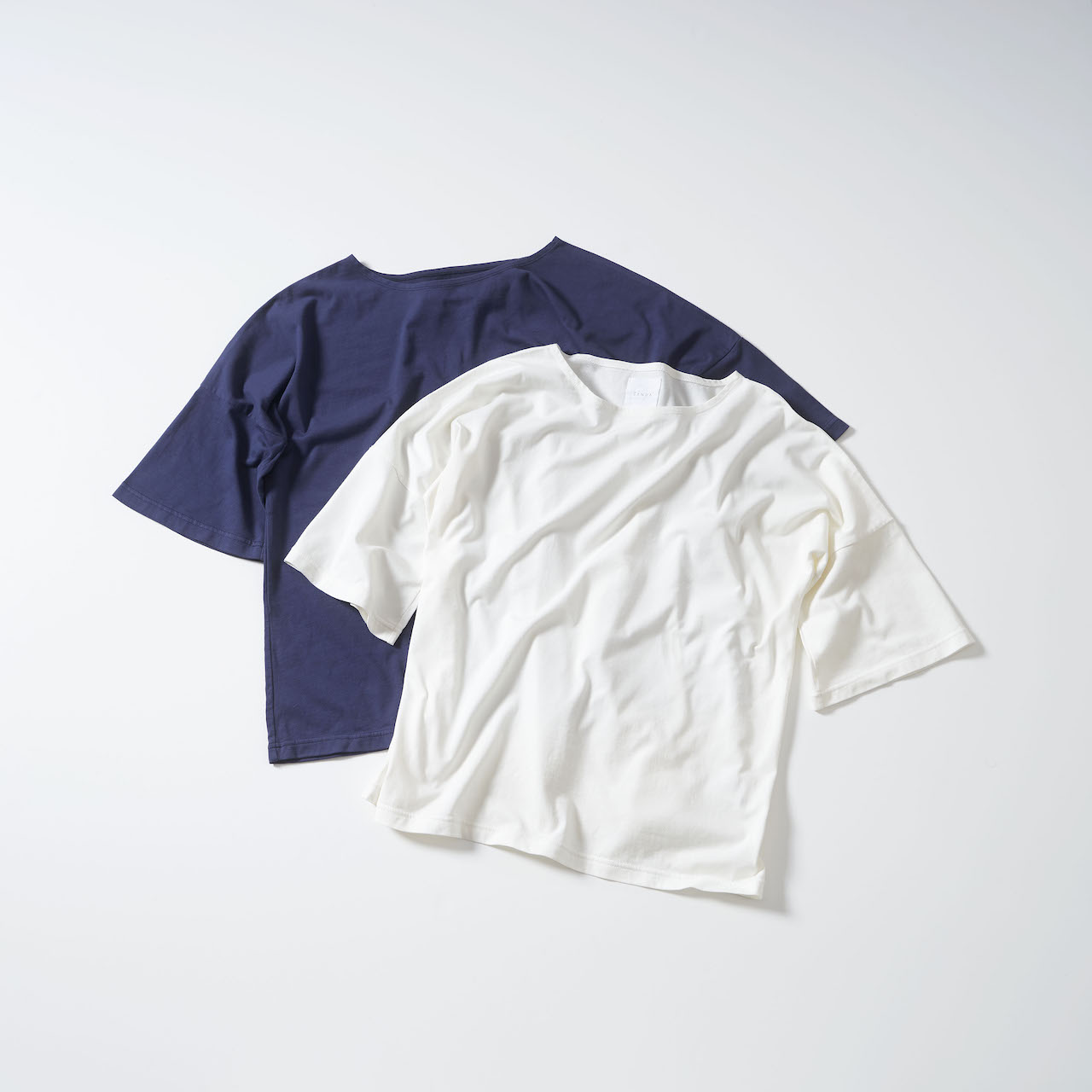 DROPEED SHOULDER TEE